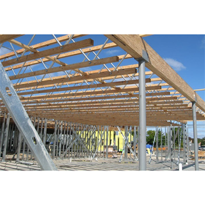 Image for Tapered Profile Open-Web Trusses, Red-H™