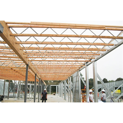 Image for Parallel Profile Open-Web Trusses, Red-L™, Red-W™