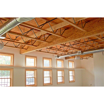 Image for Pitched Profile Open-Web Trusses, Red-L™