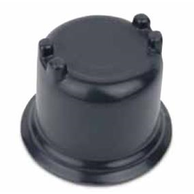 """Image for Hazardous Location Dome Covers for External Hubs With 3.69"""" Cover Openings, Coated in Blue, Gray or White PVC"""
