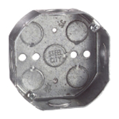 Image for Ceiling Boxes-54151 1/2 & 3/4