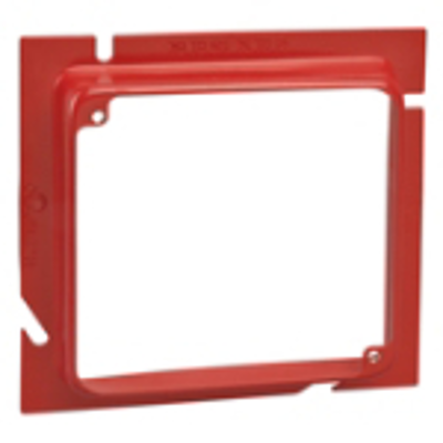 Image for 5 SQUARE Boxes, Covers and Accessories-82-52E-3/4-RD