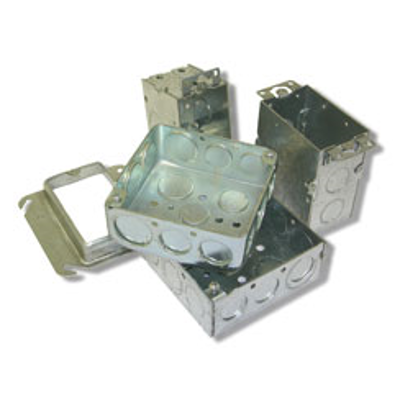 Image for Steel Boxes-24151-1/2-25