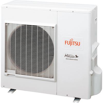 Imagem para FUJITSU Halcyon™ SINGLE-ROOM MINI-SPLIT SYSTEMS AOU18-24RGLX}