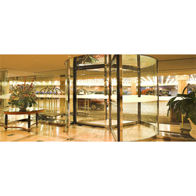 Image for 1500A Three- or Four- Wing Automatic Revolving Door