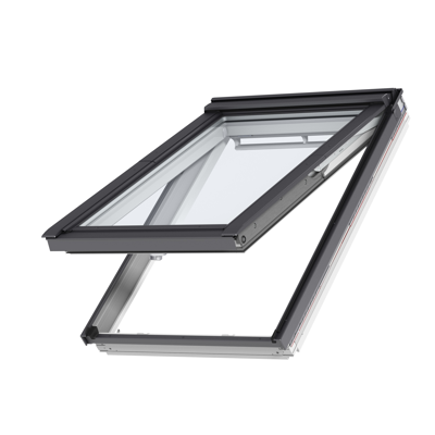Image for Bottom operated pinewood tophung roof window - GPL