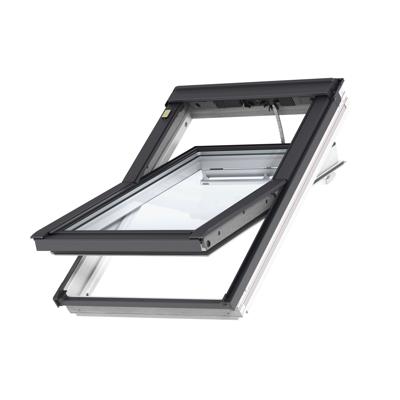 Image for INTEGRA® Electric Pinewood roof window - GGL INTEGRA