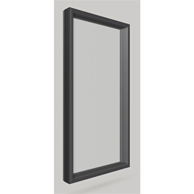afbeelding voor Modern Direct Glaze Rectangle Window