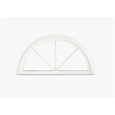 Image for Elevate Direct Glaze Round Top Window