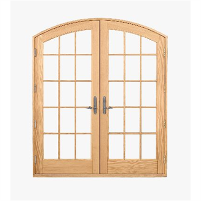 Image for Ultimate Swinging French Door Arch Top
