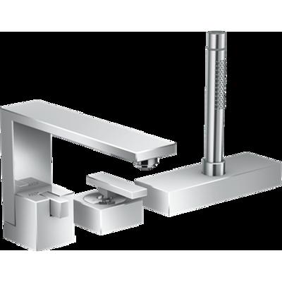 imazhi i AXOR Edge 3-hole rim mounted bath mixer 46430000