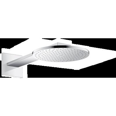kuva kohteelle AXOR ShowerSolutions Overhead shower 250 1jet with shower arm 35284000