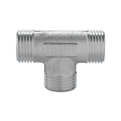 Image for Flanging TEE ISO228