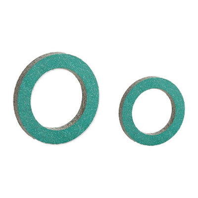 Image for KLINGERSIL synthetic fibers reduced plane gasket for flanging XL fittings