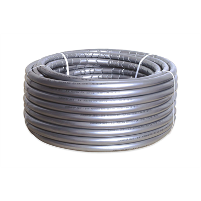 Image for CORRUGATED stainless steel TUBE DN12-20 with THERMAL INSULATION for heating and cooling system