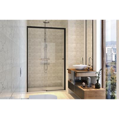 รูปภาพสำหรับ Duscho GravityONE - 1 Fixed + Slider door for shower