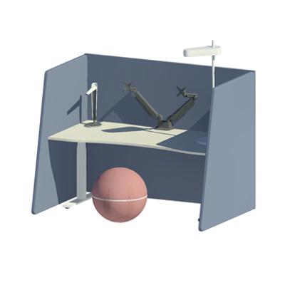 Image pour Desk showcase 1