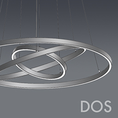 Image for DOS CHANDELIERS