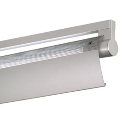 Image for SWING SW5 - Trim 17 - T5 Single Lamp Surface Mount Fixture