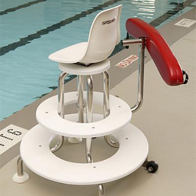 Image for O-Series Lifeguard Chair