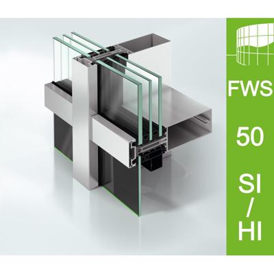 Façade FWS 50.SI / FWS 50.HI 이미지