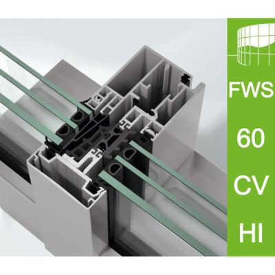 obraz dla Façade FWS 60 CV.HI