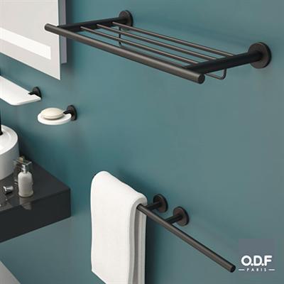 Image for Towel rack + towel holder 50cm Techni-Line