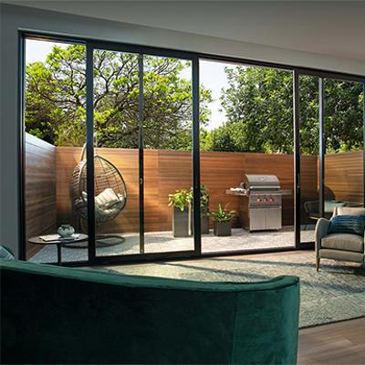 Image pour Contemporary Collection: Next Gen Sliding Patio Door