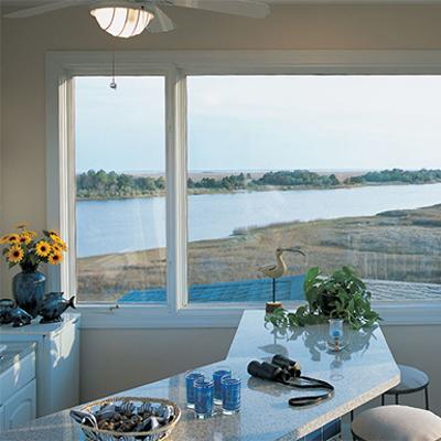 Image for Premium Coastal: Casement Window