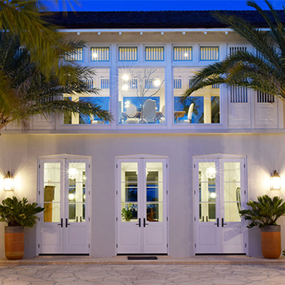 Image for Premium Coastal: Hinged Patio Door