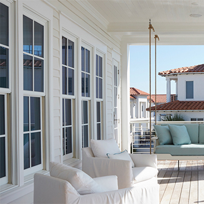 Image for Premium Coastal: Double Hung Window