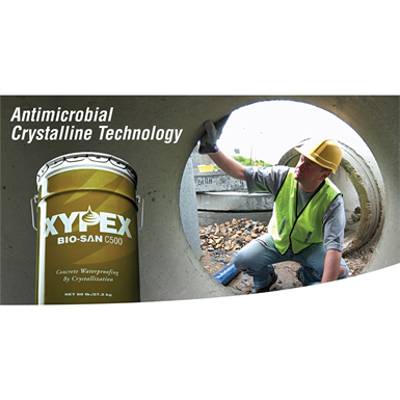 Image for Xypex Bio-San C500 - Antimicrobial Crystalline Concrete Waterproofing