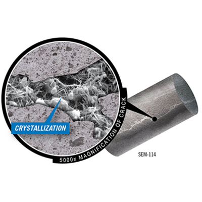 Image for Xypex Admix C-1000/C-1000 NF - Crystalline Concrete Waterproofing