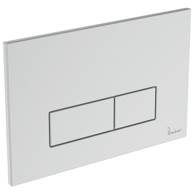 Image for OLEAS M2 FLUSH PLATE DUAL