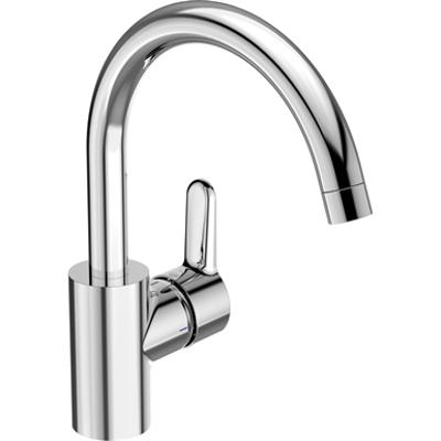 Image for SANIS - Single hole washbasin taps