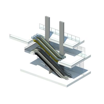 Image for thyssenkrupp escalator platform