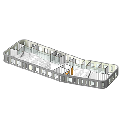 Image for HQ office ArchiCAD & Revit