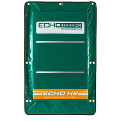 Image for Echo Barrier - The Industry's First Reusable, Indoor / Outdoor Noise Barrier / Absorber