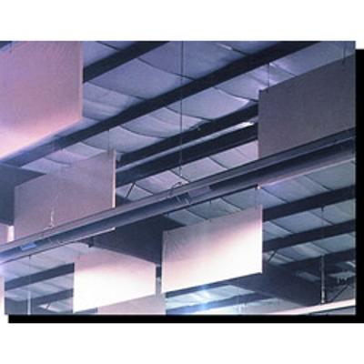 Image for Acoustical Baffles, Porous Expanded Polypropylene (P.E.P.P.), Fiberglass Free