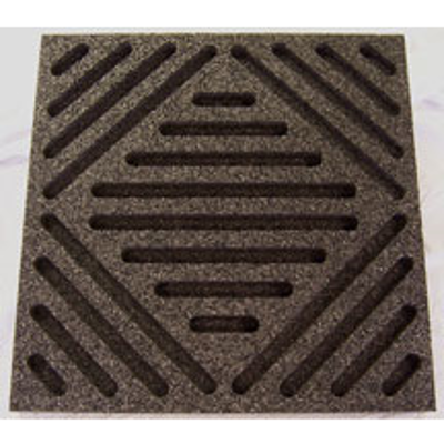 Image for Diffuser Blocking Absorber, Acoustical Wall Panels And Ceiling Tiles.  Dba Panels Offer Sound Blocking, Sound Absorption And Sound Diffusion All In One Unit.