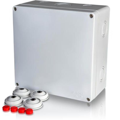 Image for Dump Area Junction Box IP65