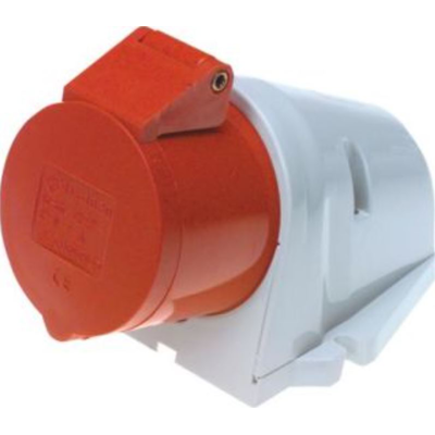 Image for CEE Wall Socket H6 / 400/16/5/44