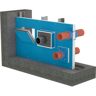 Image for PROMATECT®100X fire protective systems designed for fire compartmentation in buildings