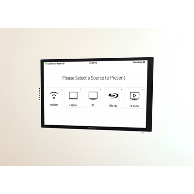 Image for Flush wall mount for Crestron TSW-1070