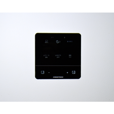 Image for Flush wall mount for Crestron MPC3-201