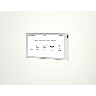 Image for Flush wall mount for Crestron TSW-570