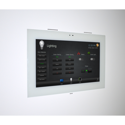 Image for Flush New Construction Mount for RTI KA11 Touchpanel
