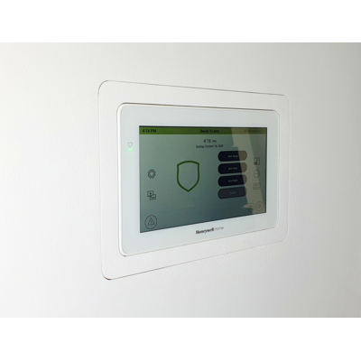 Image for Flush wall mount for Honeywell 6290W TouchCenter