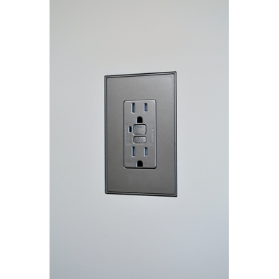 """Image for Flush wall mount for Legrand Vantage™ TrimLine II for 5/8"""" drywall"""