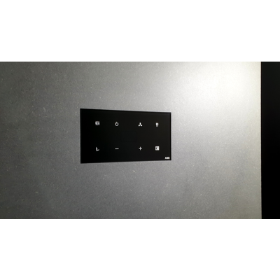 Image for Flush solid board mount for ABB 4M TBR/U4.8.1-CG Touch control